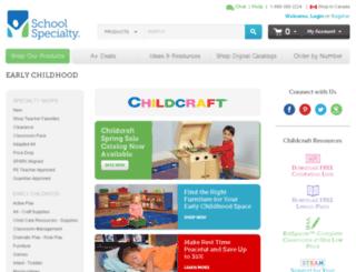 childcraft.com screenshot