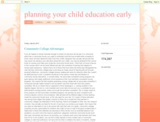 childueducation.blogspot.in screenshot