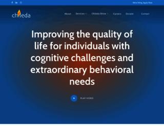 chileda.org screenshot
