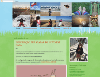 chileparacriancas.blogspot.com.br screenshot