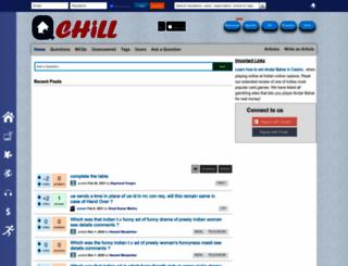 chill.queryhome.com screenshot