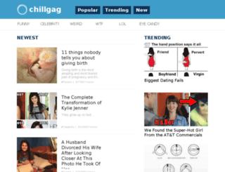 chillgag.org screenshot