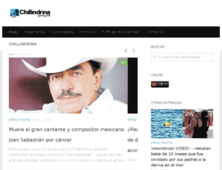 chillindrina.com screenshot