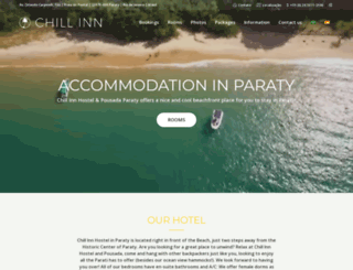 chillinnhostel.com screenshot