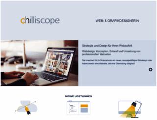 chilliscope.de screenshot