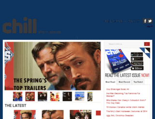 chillmedia.co screenshot