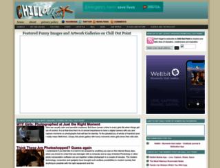 chilloutpoint.com screenshot