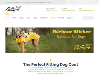 chillydogs.ca screenshot