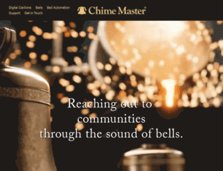 chimemaster.com screenshot