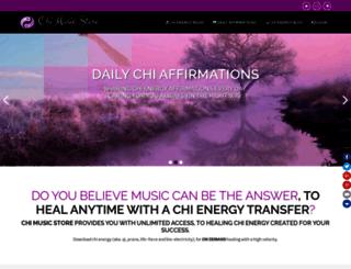 chimusicstore.com screenshot