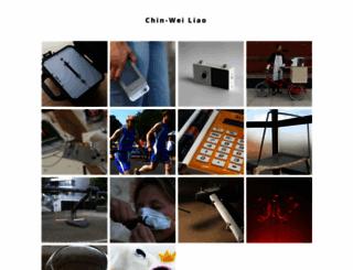 chin-wei.com screenshot
