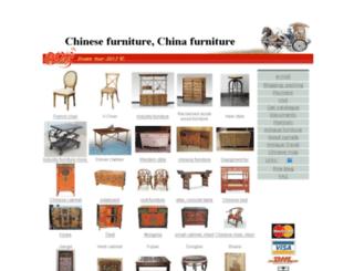 china-antique-furniture.com screenshot