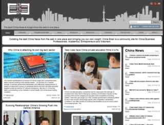 china-brain.com screenshot