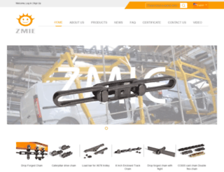 china-conveyors.com screenshot