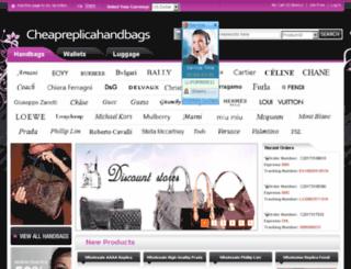 china-replicas-handbags.com screenshot