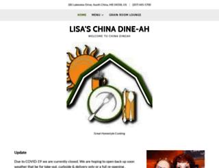 chinadine-ah.com screenshot