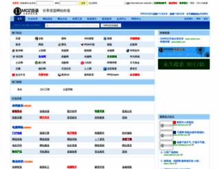 chinadmoz.org screenshot