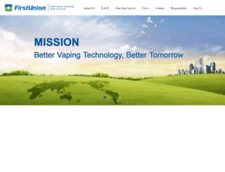 chinafirstunion.com screenshot