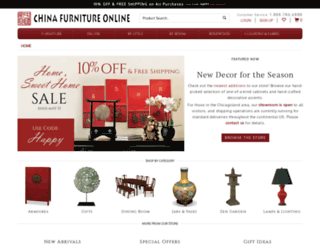 chinafurnitureonline.com screenshot
