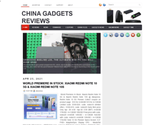 chinagadgetsreviews.blogspot.com.br screenshot