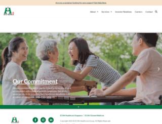 chinahealthcare.com screenshot