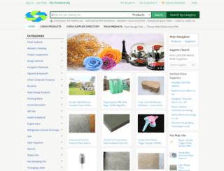chinalane.org screenshot