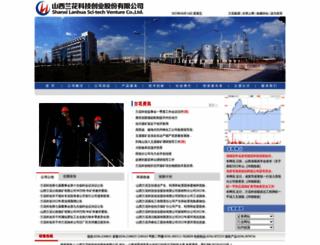 chinalanhua.com screenshot