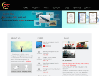 chinapkmach.com screenshot