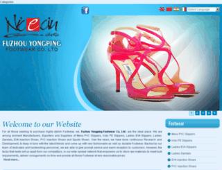 chinashoesmanufactory.com screenshot