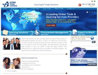 chinatradegateway.com.br screenshot