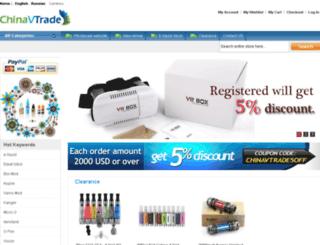 chinavtrade.com screenshot