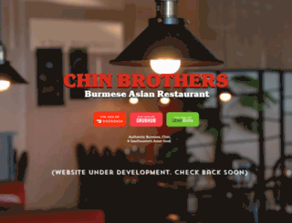 chinbrothers.com screenshot