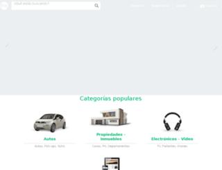 chinchaalta.olx.com.pe screenshot
