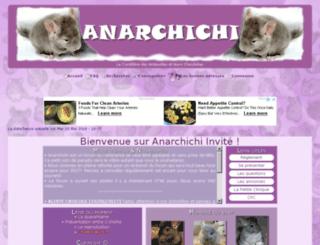 chinchilla.coolbb.net screenshot