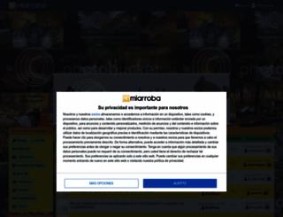 chinchillapet.mforos.com screenshot