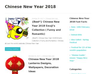 chinesenew-year.com screenshot