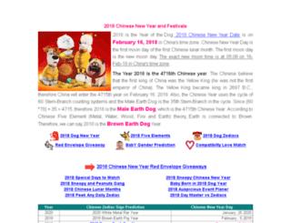 chinesenewyearday.com screenshot