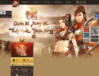 chinhdo.zing.vn screenshot