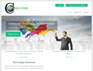 chintransh.tv screenshot