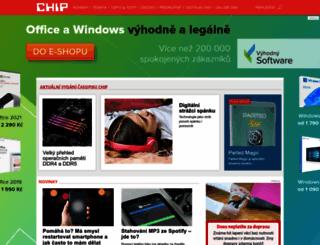 chip.cz screenshot