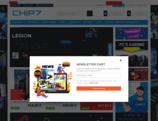 chip7.aeiou.pt screenshot