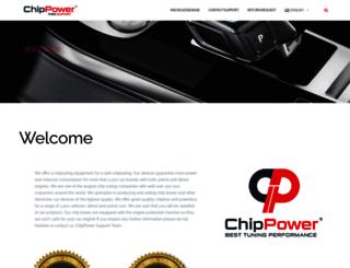 chippower.co screenshot