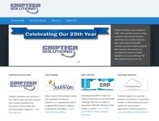 chiptechsolutions.com screenshot