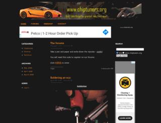chiptuners.org screenshot
