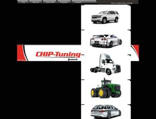 chiptuning.com.gt screenshot