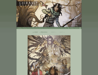 chirault.sevensmith.net screenshot
