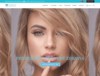 chirkoz.sk screenshot