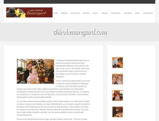 chirobeauregard.com screenshot