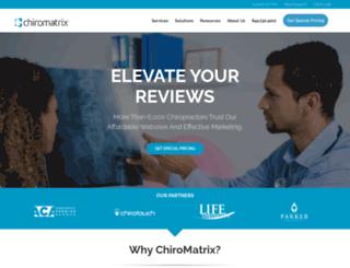 chiropractors.org screenshot