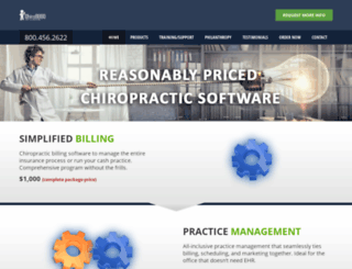 chirosoft.com screenshot